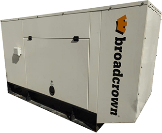 BROADCROWN 60KW STATIONARY DIESEL GENERATOR